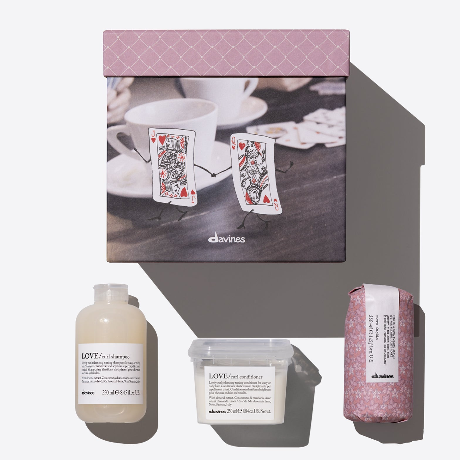 Box in Love 1  1 pz.Davines