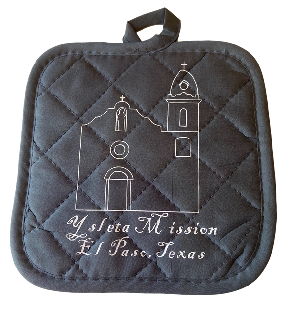 Kitchen Goods Pot Holders Ysleta Mission Image