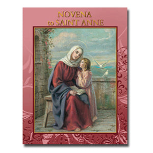 Book Religious Novena To Saint Anne