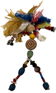 Magnet Beaded Man On Wire
