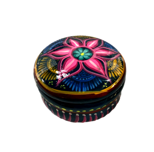 Jewelry Holder Ceramic Round Small