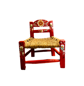 Home Good Wood Child Chair Colorful