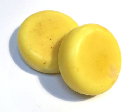 Lemon, Eucalyptus , Solid Conditioner - Suitable for all hair types