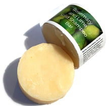 Load image into Gallery viewer, Rosemary Lime Shampoo Bar