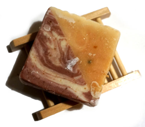 Citrus Blossom Cold Process Soap Bar