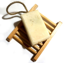Load image into Gallery viewer, Breathe Cold Process Soap on a rope - The Natural Spa