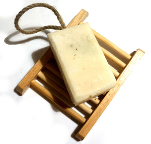 Breathe Cold Process Soap on a rope - The Natural Spa