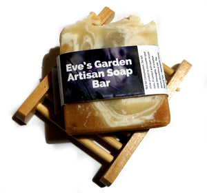 Eves garden Cold Process Soap Bar