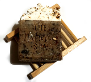 Creamy Coffee Soap Bar - The Natural Spa