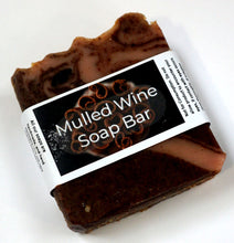 Load image into Gallery viewer, Mulled Wine  Soap Bar