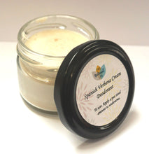 Load image into Gallery viewer, Cream Deodorant - Medium Jar - 2 scents available