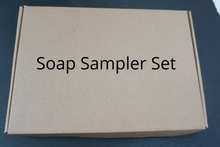 Load image into Gallery viewer, simplyecoshopdevon - Soap Sampler Set