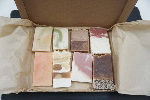 simplyecoshopdevon - Soap Sampler Set