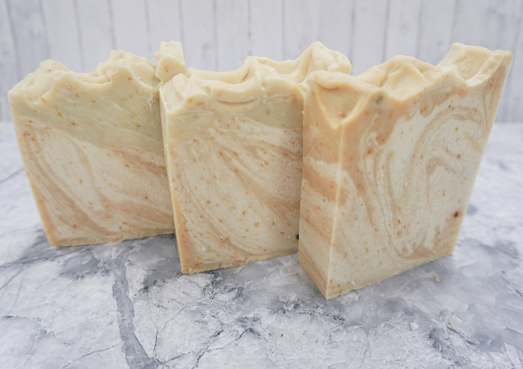 Peppermint Sours, Cold processed soap, - thenaturalspa
