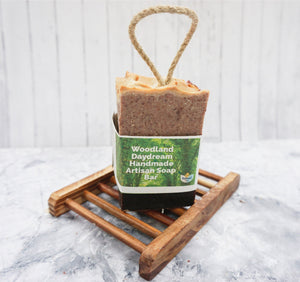 Woodland Day Dream Soap On A Rope - thenaturalspa