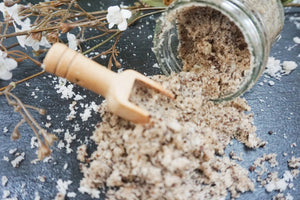 Coffee Body Scrub - thenaturalspa