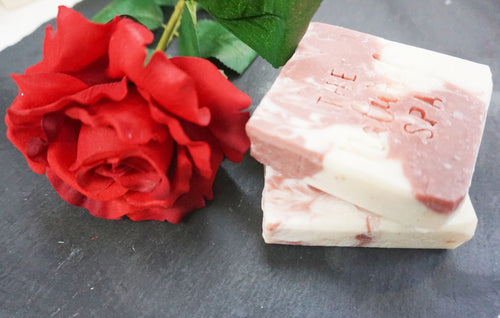Wild Flower Wisp, Cold Process Soap, - thenaturalspa