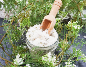 Lavender Body Scrub - thenaturalspa