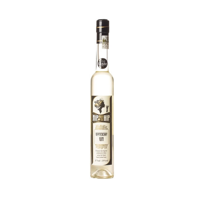 Nip From The Hip Gooseberry Gin 37.5cl