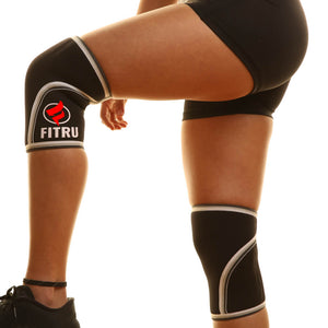 7mm Neoprene Knee Sleeves for Men & Women