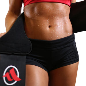 fitru waist trimmer jessica sweat