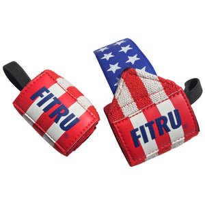 "18"" Heavy Duty Wrist Wraps with Thumb Loops"