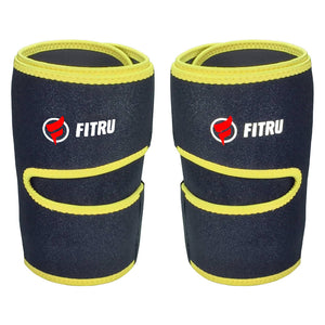 yellow fitru thigh trimmer