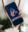 New England Patriots iPhone Case