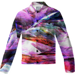 Unisex Jean Jacket Colorful #2