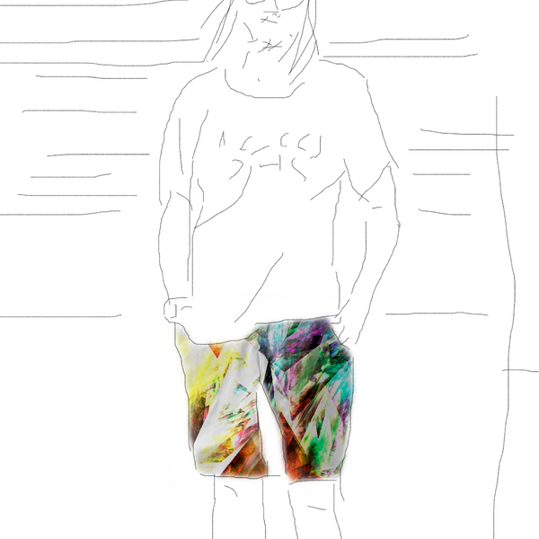 Men's Shorts Colorful #3