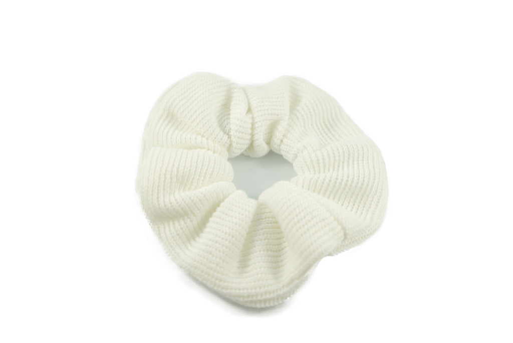 Sweater Knit Scrunchie