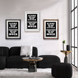 Unity Motivational Quote Poster for Office and Home Decor