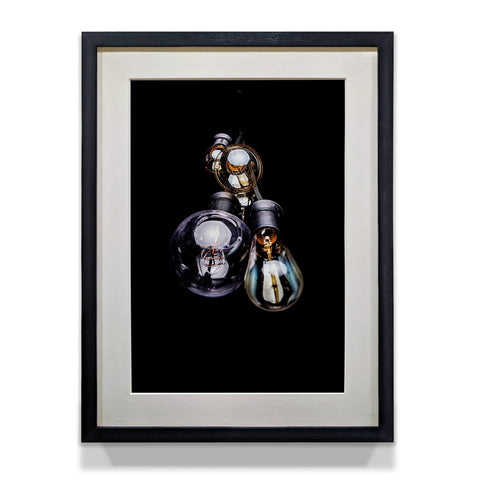 Immaculate Bulbs Classic Poster for Office and Home Decor - WhatsYourPrint
