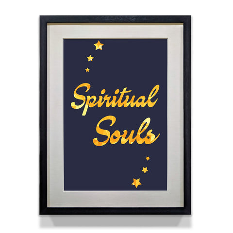Spiritual Souls Decoration Poster for Home Decor - WhatsYourPrint