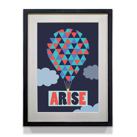 Arise Home and Office Decor - WhatsYourPrint