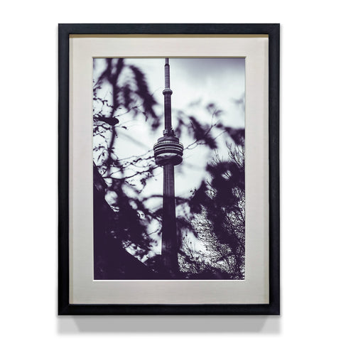 CN Tower Toronto Canada Inspiration Poster for Office Products - WhatsYourPrint