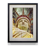 Statue of Liberty Inspirational Poster for Office and Home Decor - WhatsYourPrint