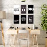 Most Motivational Inspirational Quotes and Posters Unframed