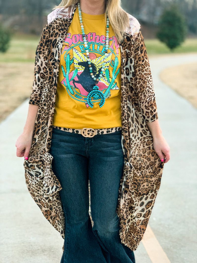 Southern Belle Tee