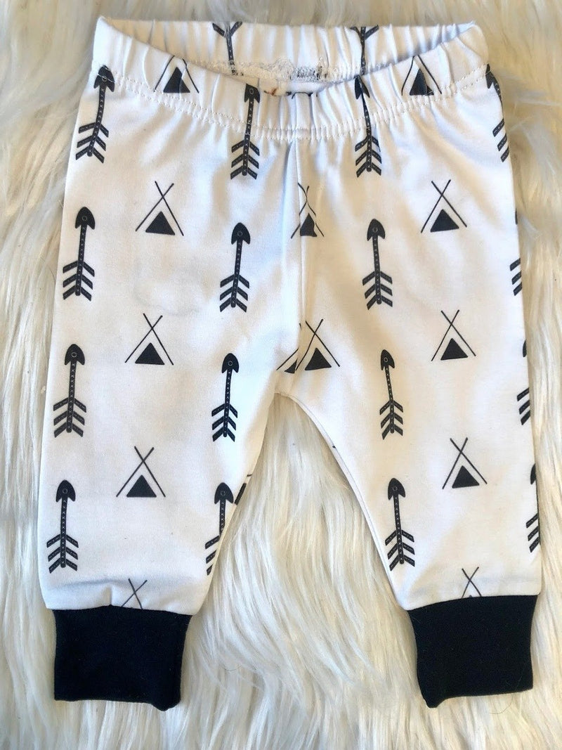 New To The Tribe Leggings