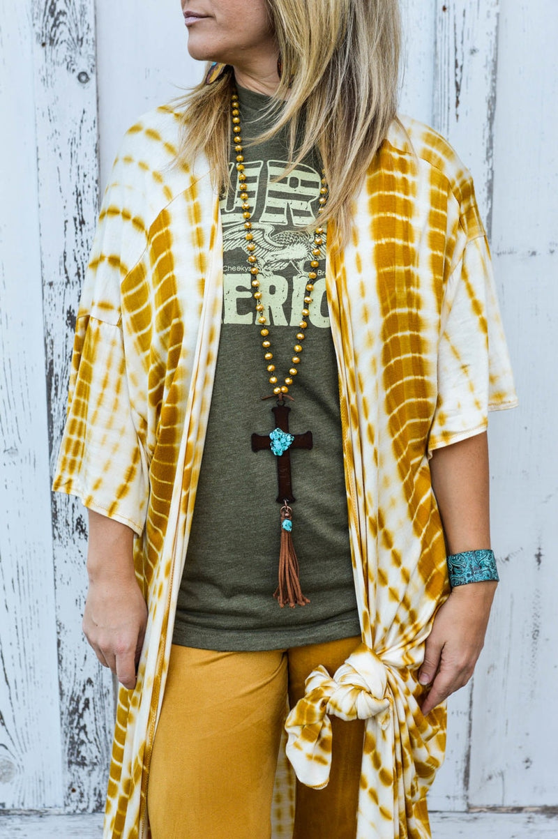 Hippie Chick Duster
