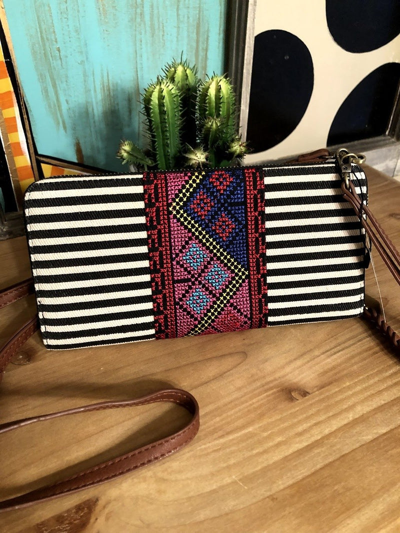 Aztec Clutch - The Pink Buffalo,LLC