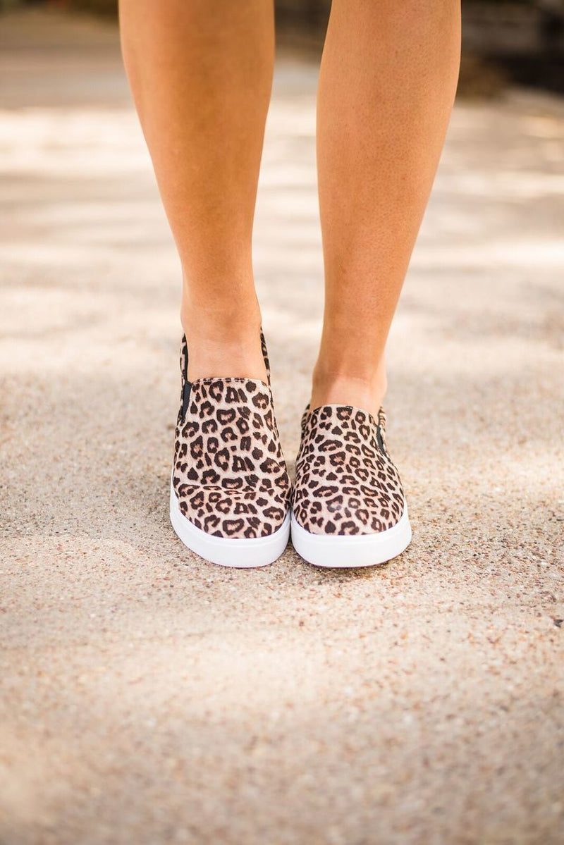 Cheetah Sneakers - The Pink Buffalo,LLC