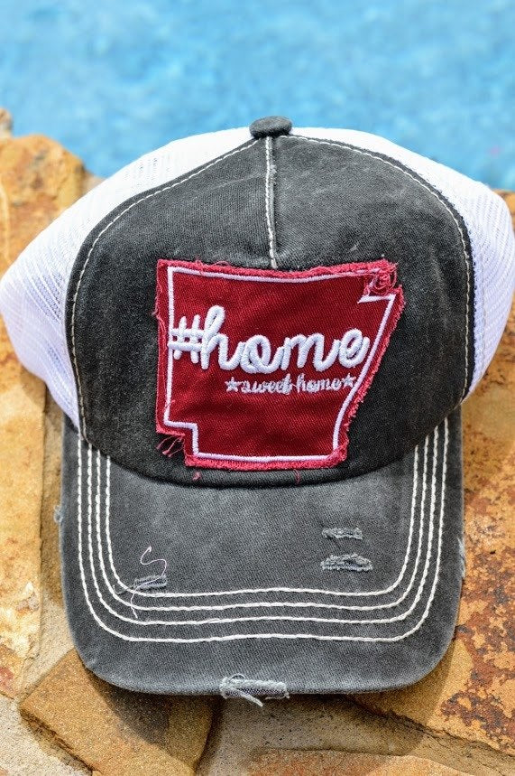 Home Sweet Home Arkansas Hat