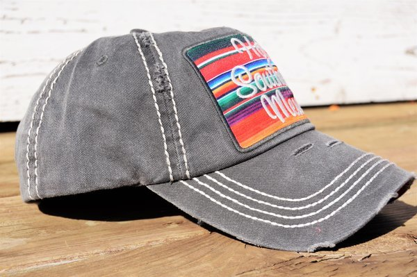 Hot Southern Mess Hat (Gray)