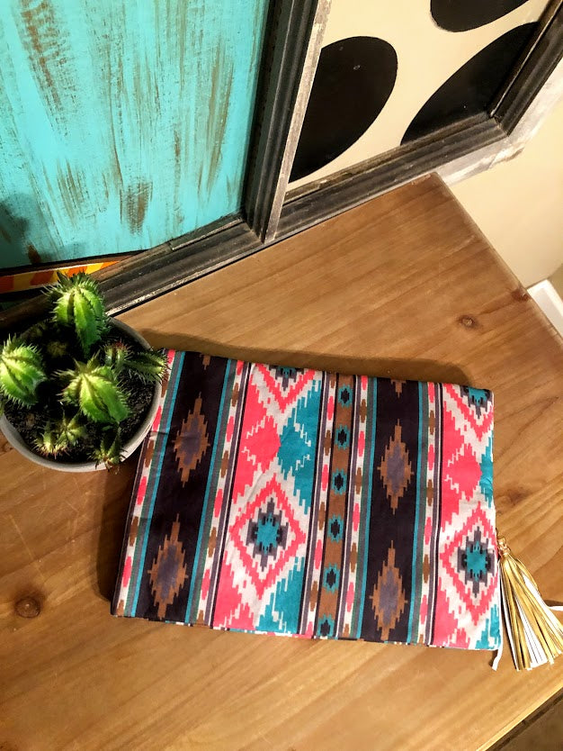 Aztec Makeup Bag