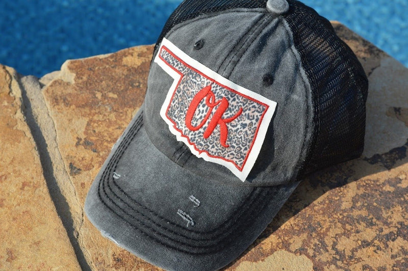 Oklahoma Patch Hat