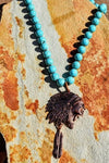 Turquoise Indian Necklace