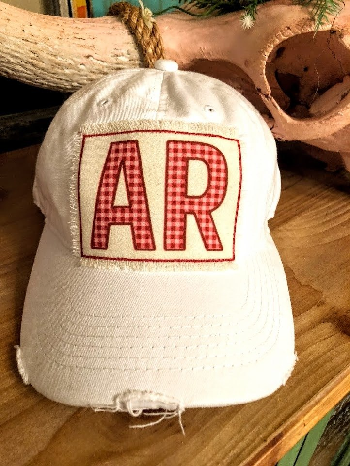 White Arkansas Cap