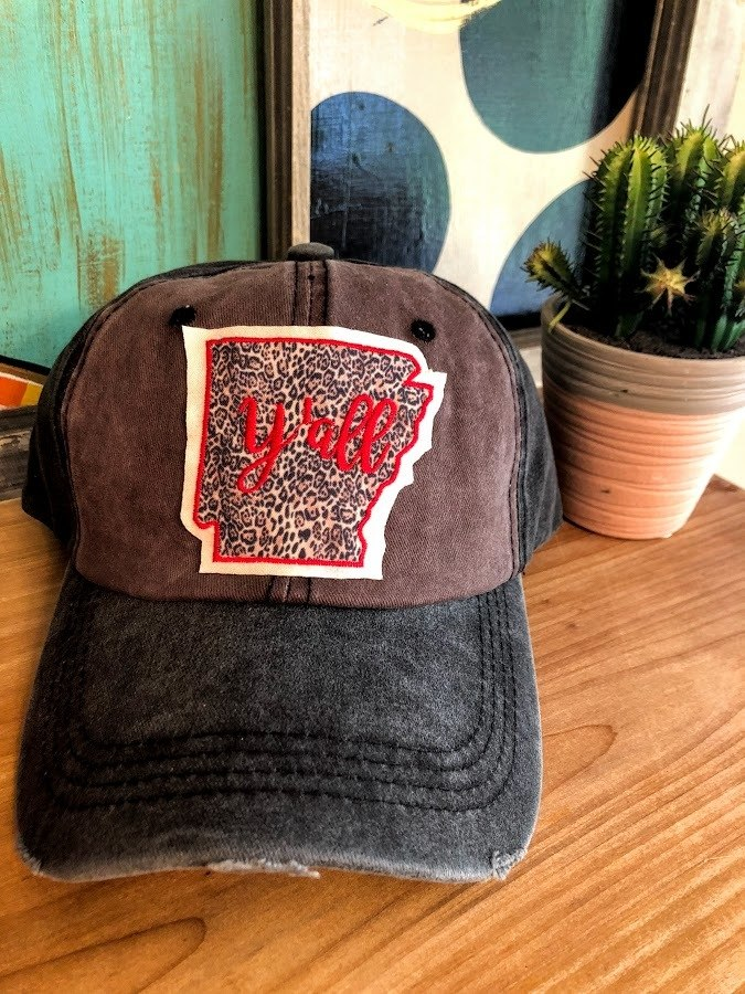 Ya'll Arkansas Cap